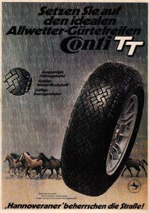 1971 Continental Reifen
