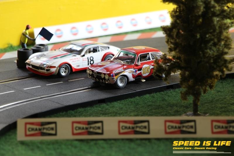 Classic Cars 1:32