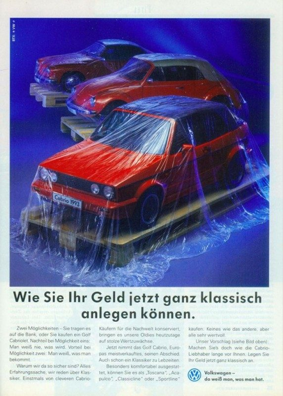 1993 VW Golf