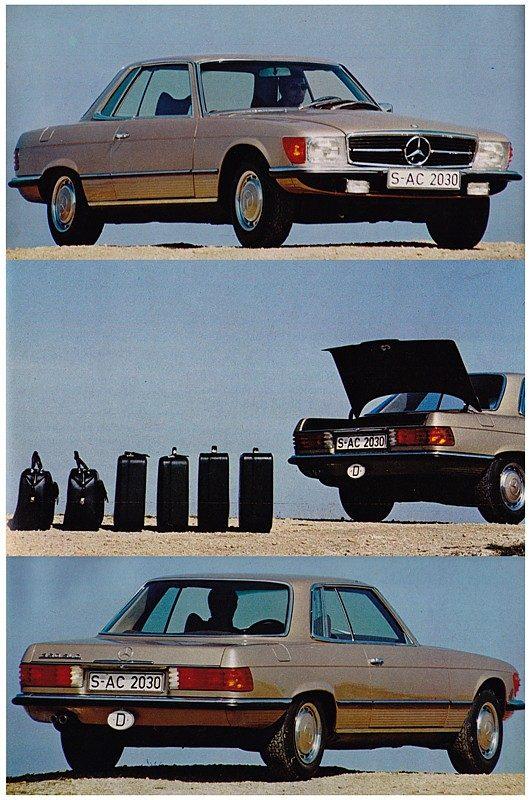 Mercedes W107_gepostet