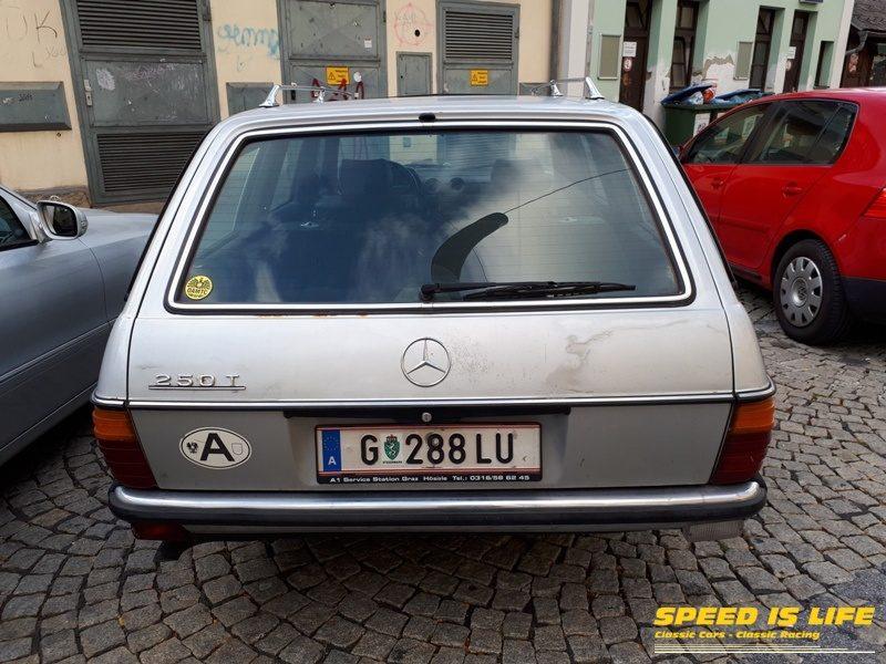 Mercedes S 123 (3)