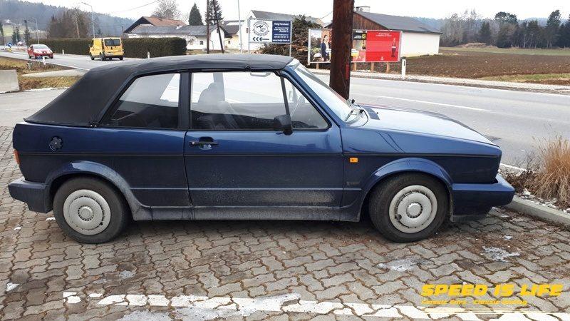 VW Golf 1 Cabrio (Typ 155) (2)