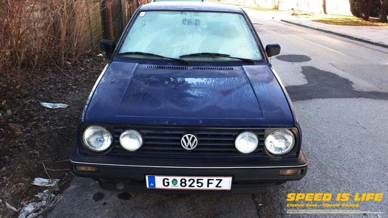 VW Golf II (2)