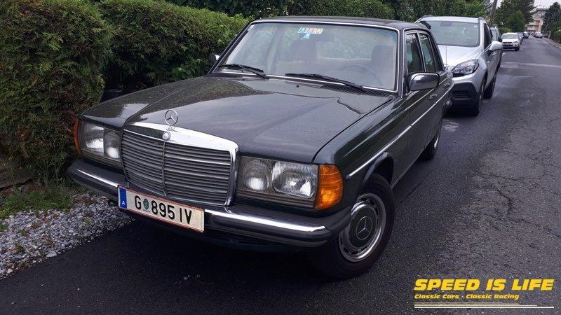 Mercedes W123 (2)